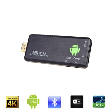 best android smart tv best android tv box mk809ii with high speed tv