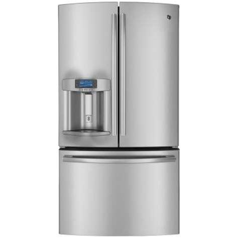 ge 28 6 door refrigerator ge profile 28 6 cu ft door refrigerator in