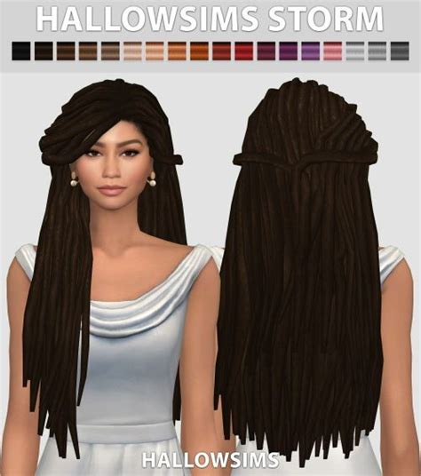 sims 4 cc black hairstyles 289 best images about sims 4 hairstyle on pinterest