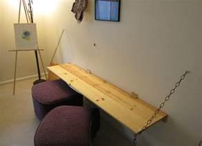 diy floating desk diy desk 15 easy ways to build your