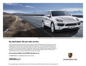 Porsche Ad New Ad Written By Freelance Copywriter Dean Turney At Lida