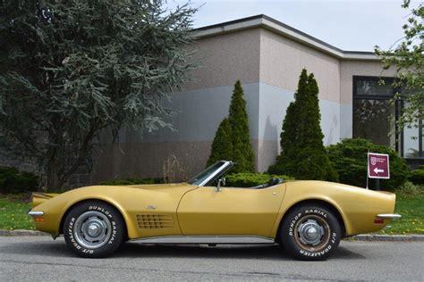 1972 corvette price 1972 chevrolet corvette for sale