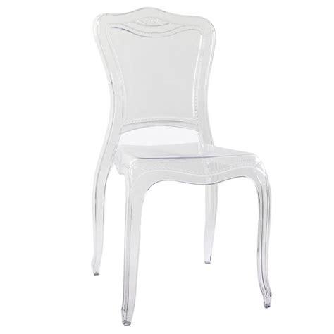 impressions vanity cristal noella ghost style vanity chair