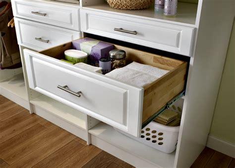 Custom Closet Drawers by Custom Closet Accessories For Your Closet Closetguy Ca