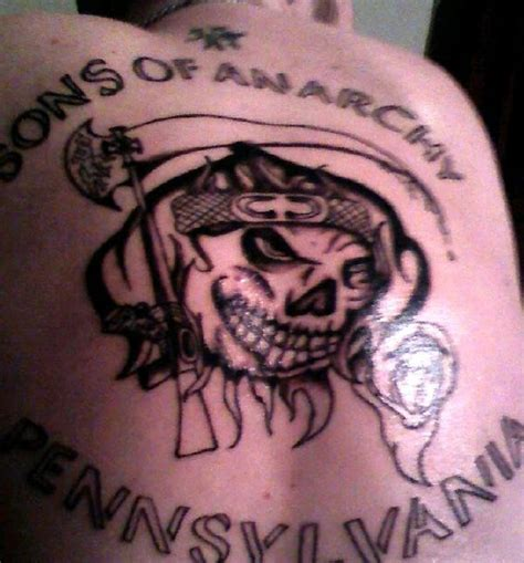 soa tattoos more sons of anarchy tattoos dope tattoos