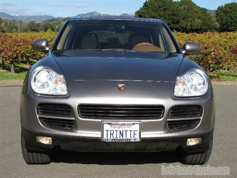 Porsche Cayenne S 2004 by 2004 Porsche Cayenne S Awd For Sale