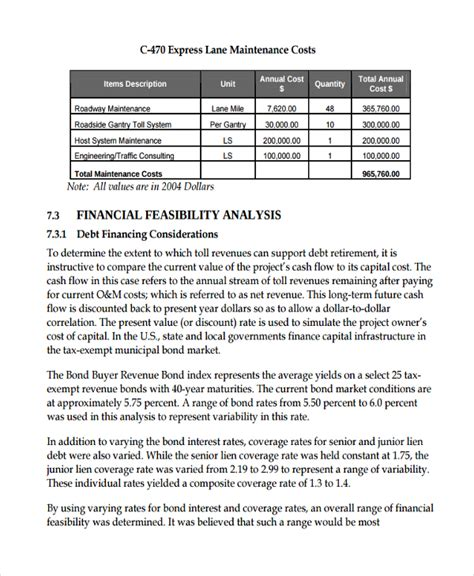 template for financial analysis 33 financial analysis sles free premium templates