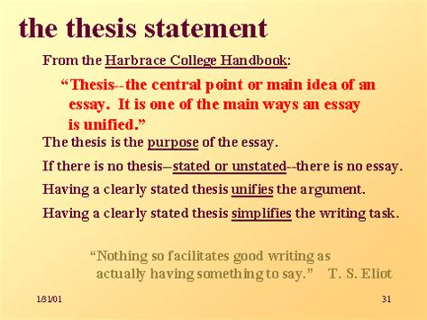 how to write dissertation standpoints and thesis statements