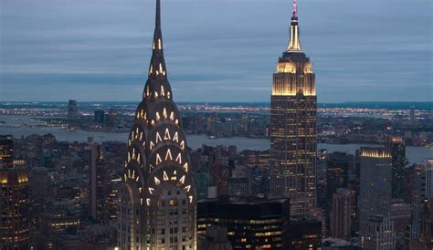 chrysler building empire state building chrysler building facts and information the tower info