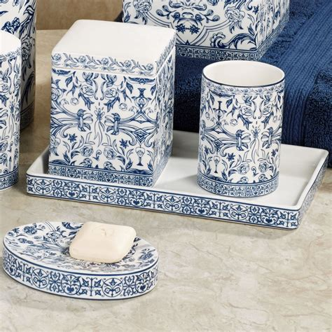 blue and white porcelain bathroom accessories blue and white porcelain bathroom accessories my web value