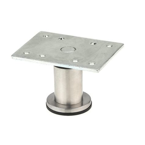 zinc vs stainless steel cabinet hardware richelieu hardware 1 31 32 in stainless steel zinc round