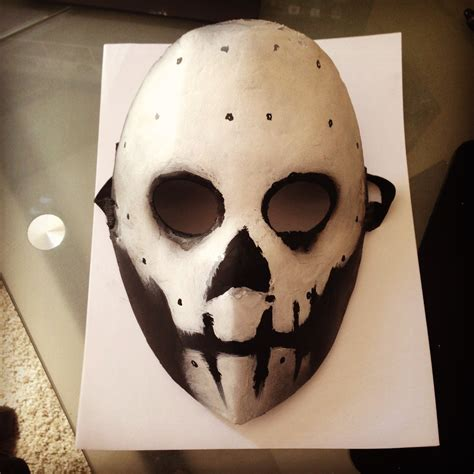 printable casey jones mask mikuloctopus casey jones mask bloodhound studios