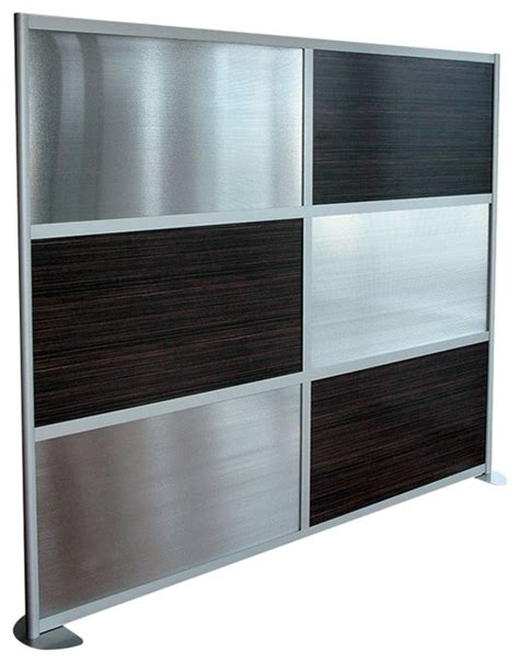 Modular Room Divider Shop Houzz Loftwall Loftwall Modern Room Divider Modular Lightweight Frame Lw8 78 Quot High