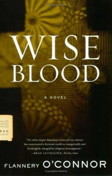 libro wise blood fifty books project 2016 wise blood by flannery o connor