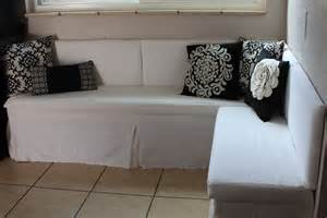 white banquette seating diy projects
