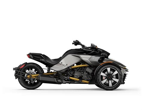 Auto Can by 2017 Can Am Spyder F3 S Receives A Sport Mode Autoevolution