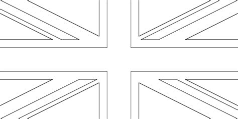 coloring page union flag colouring pages union flag free image