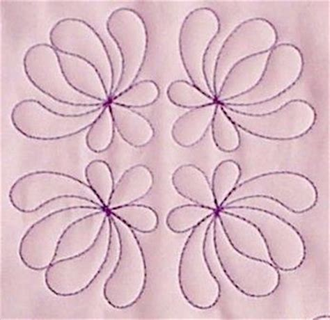 Free Machine Embroidery Quilting Designs 25 best ideas about machine embroidery quilts on