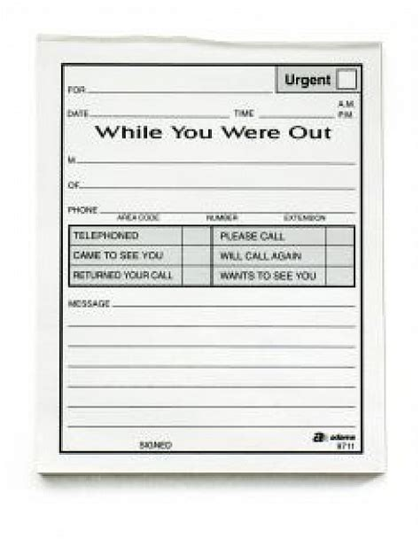 while you were out groovelily message pad photo free download