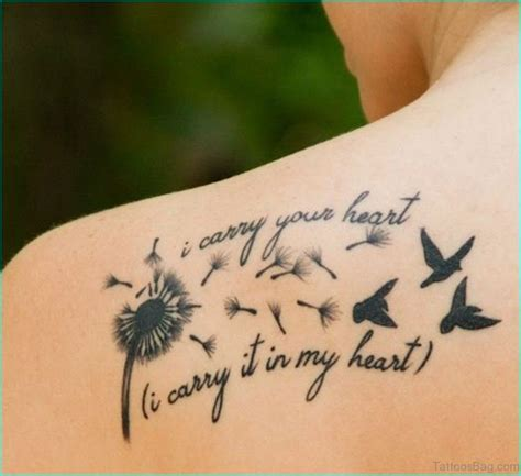 i carry your heart tattoo designs 40 great looking birds tattoos on back