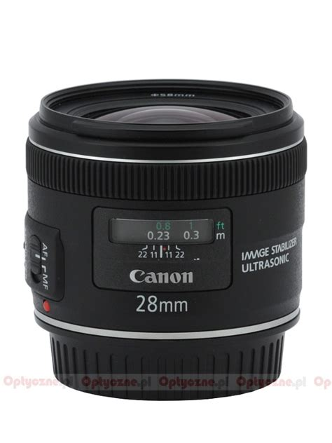 Canon Lens Ef 28mm F2 8 Is Usm canon ef 28 mm f 2 8 is usm review introduction