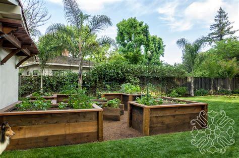 raised vegetable garden design raised bed vegetable garden casa smith designs