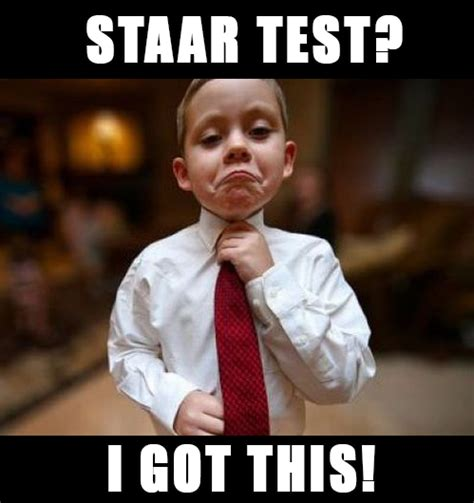Staar Test Meme - staar training 2017 smore newsletters for education