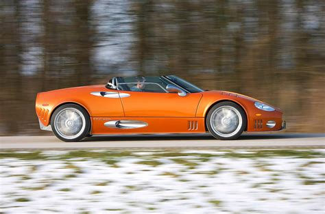 spyker review spyker c8 review 2017 autocar