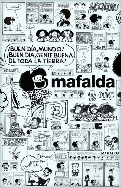 libro mafalda mafalda 2 collages para entre libros lfdg