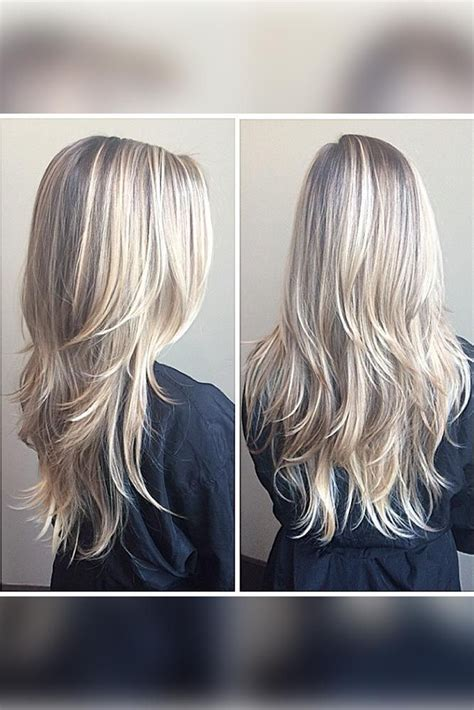 what hairstyle increases thickness 21 long haircuts with layers for every type of texture