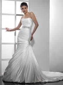 wedding stores strapless wedding dresses sangmaestro