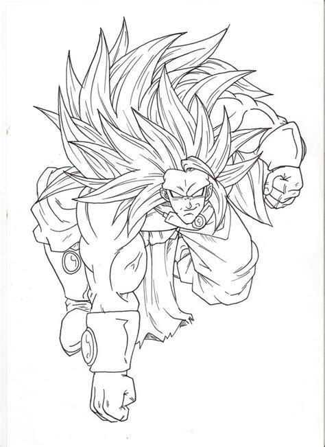 lssj3 broly idea sketch by moxie2d on deviantart