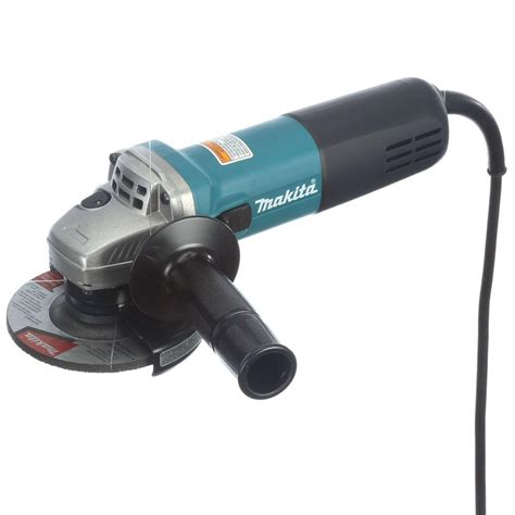 Wheel Makita 4 Inch Cutting Wheel Makita D 40706 makita 7 5 corded 4 1 2 in easy wheel change compact angle grinder with wheel
