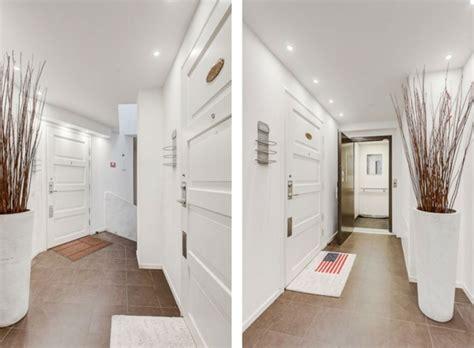 flur ideen weiss wohnen unterm dach luxuri 246 se mansarde in stockholm