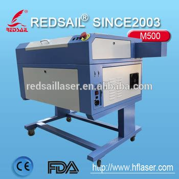 Autolaser Mini Cnc Laser Engraver Cutter Redsail M500 For