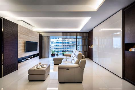 Interior design for the interlace in bukit merah by home guide design