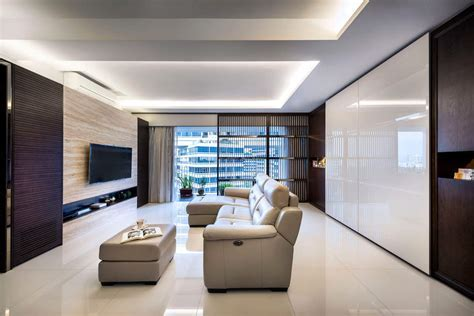 Interior Design for The Interlace in Bukit Merah By Home