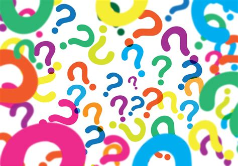 background quiz question mark background vector now i know quizzes