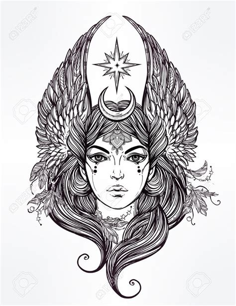 valkyrie tattoo designs 25 best valkyrie ideas on