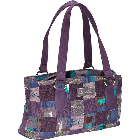Donna Sharp Quilted Purses donna sharp reese bag quilted 3 colors shoulder bag new