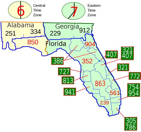 area codes area code 561 wikipedia