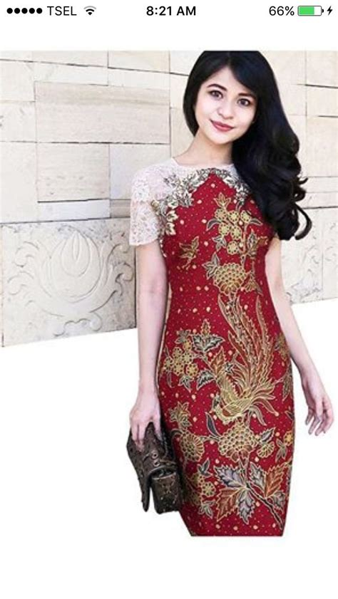 Dress Batik Genthong Broklat best 25 batik dress ideas on model dress batik falda asim 233 trica estado