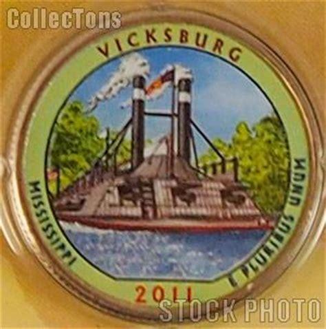 colored quarters colored quarters 2011 national park colorized quarter year