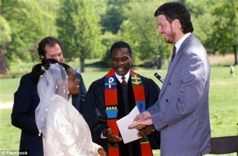 Bill De Blasio Wedding Pictures