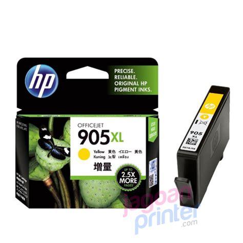 Tinta Hp 955 Xl Yellow jual hp 905 xl yellow murah garansi jagoanprinter slug preview https jagoanprinter