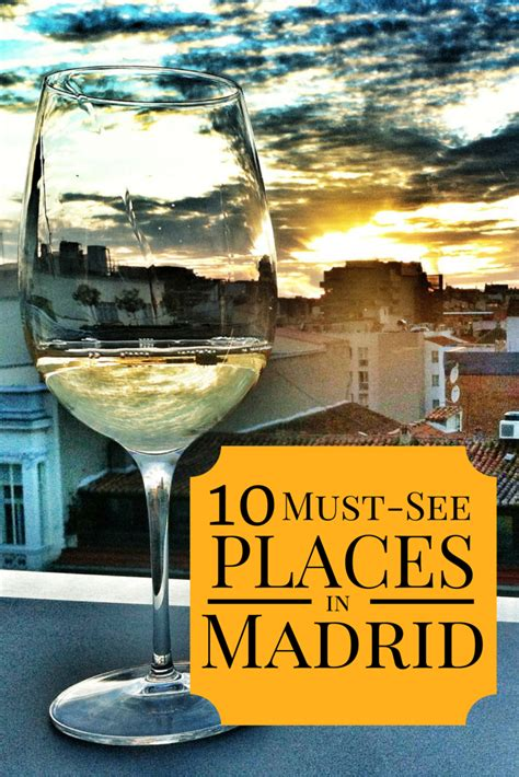 How To See What Search On 10 Must See Places In Madrid Devour Madrid