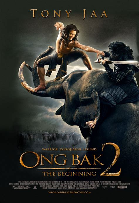 film ong bak alfil ong bak 2 review ign