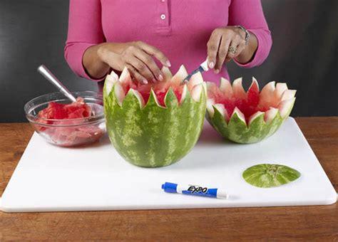Sw Watermelon Gf how to make a watermelon bowl farm flavor