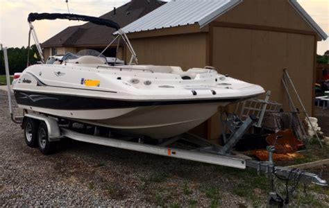 2007 hurricane deck boat 2007 hurricane deck boat lake texoma