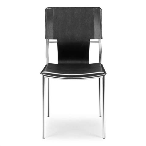 zuo dining chairs zuo trafico dining chair 40413x
